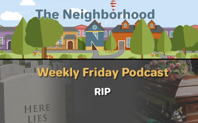 Friday Show 1: RIP