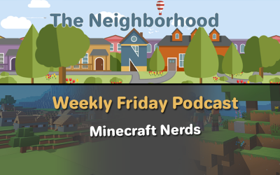 Friday Show 2: Minecraft Nerds